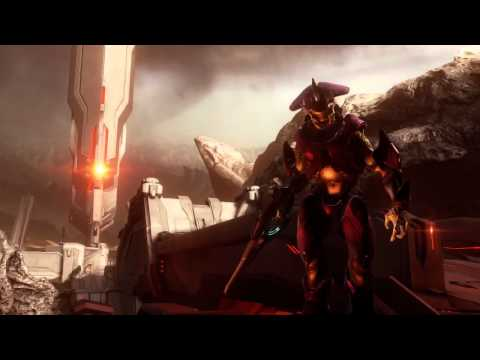 Halo 4 Multiplayer and Spartan Ops Gameplay E3 2012
