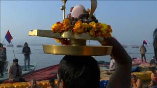 21 Jan, 2019 :  Hindus take holy dip in Ganges for second Royal Bath at India's Kumbh - ANIINDIAFILE
