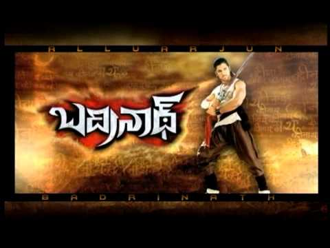 Badrinath introduction - Telugu cinema videos - Allu Arjun & Tamanna