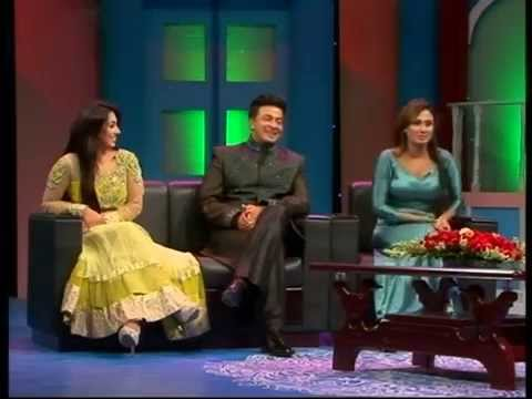 Super Star Sakib Khan, Beautiful Apu Biswas & Super Hot Boby (Moments with Stars)