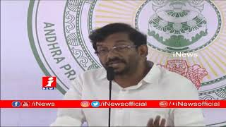 Minister Somireddy Chandramohan Reddy Abouts AP budget 2019-20 | iNews - INEWS