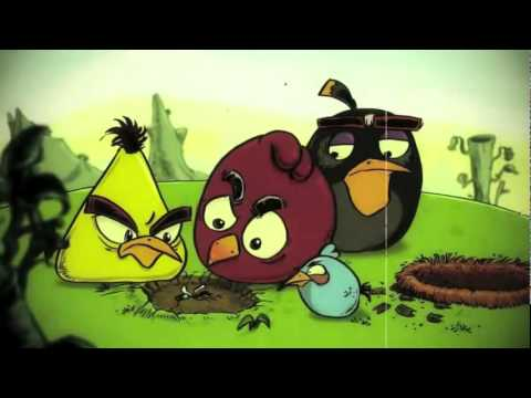 The Angry Birds - Rap video Official