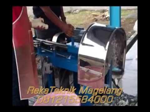 Mesin Keripik Singkong Gelombang
