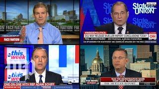 Politicians argue over next steps for the Mueller report - WASHINGTONPOST