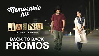 Jaanu Back To Back Promos - Memorable Hit - Sharwanand, Samantha | Premkumar | Dil Raju - DILRAJU