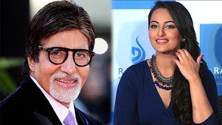 Amitabh Bachchan supports Women Empowerment video, Sonakshi Sinha's take on Deepika Padukone's video
