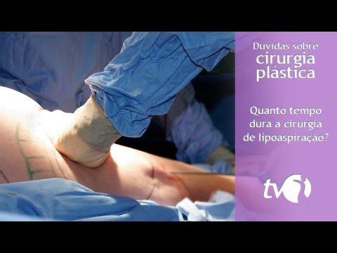 Lipoaspiração: quanto tempo dura a cirurgia plástica?