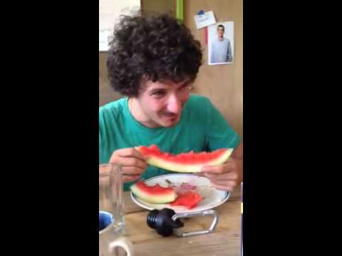OSE watermelon eating machine