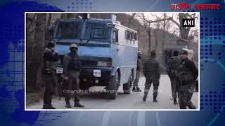 video : मुठभेड़ के दौरान चार आतंकी ढेर