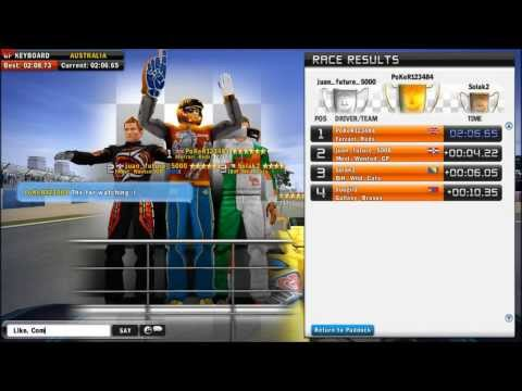 Superstar Racing GP 2013 (Keys) - Australia (1080p HD)