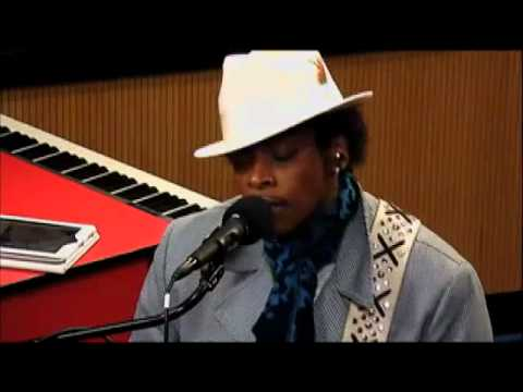 Jesse Johnson Be Your Man, Live