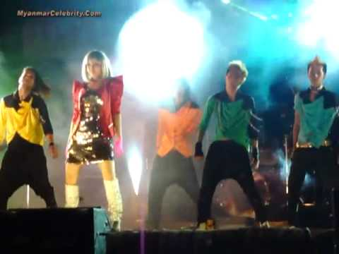 Myanmar Live Concert @ Chaung Thar Beach on 26 Feb 2011 (Audio Swift)