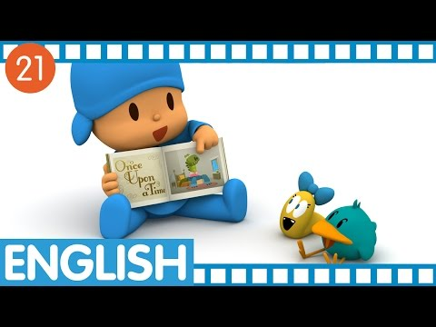 Pocoyo in English - Session 21 Ep. 29 - 32
