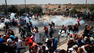 Palestinians killed in Jerusalem clashes - CNN