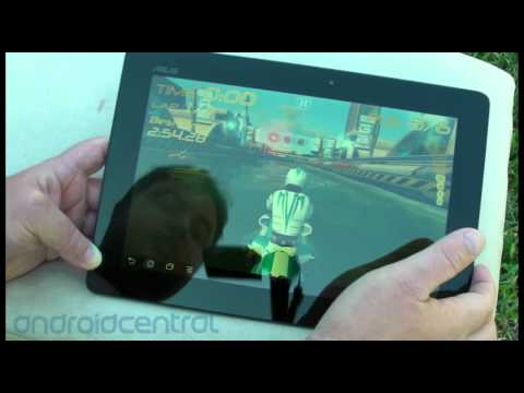 ASUS Transformer Prime walkthrough - Android Central