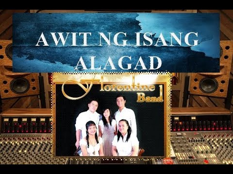AWIT NG ISANG ALAGAD.(Cover) FLORENTINE BAND. A.C.C. Sounds by SUMATA SOUND. High Quality.