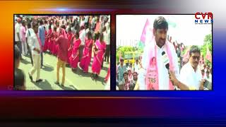 Face to Face with TRS Minister Guntakandla Jagadish Reddy | Suryapet District| CVR NEWS - CVRNEWSOFFICIAL