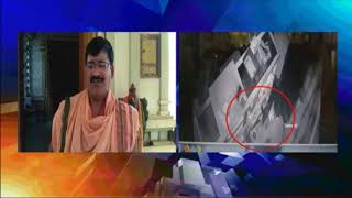 Thieves Robbery In Temples And Shops In Bhadradri Kothagudem | iNews - INEWS