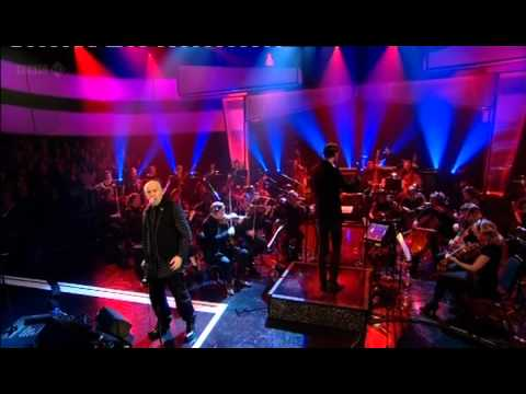 Peter Gabriel on Jools Holland - Red Rain