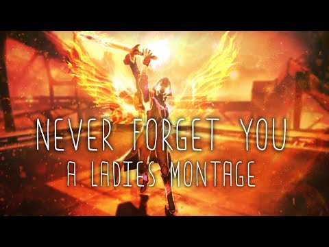 Destiny - Teamtage Never Forget You | A Ladies Montage