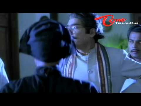 Brahmanandam As Thief - Comedy With Rao Gopal Rao -wNmTbnMrVQw