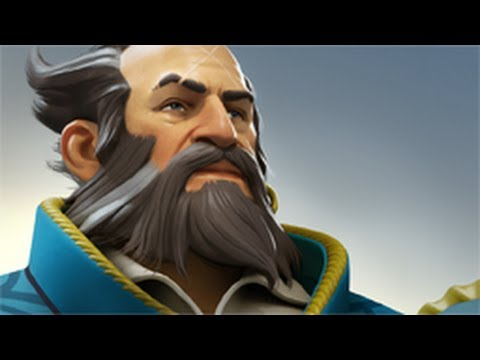 Dota 2 Kunkka -wNnjHMbVD9A