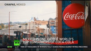 Mexicola: Diabetes spike in town where Cola used as drinking water, currency & religious offering - RUSSIATODAY