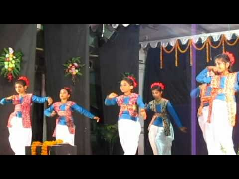 Highlight of Dance13_Saraswat Utsav
