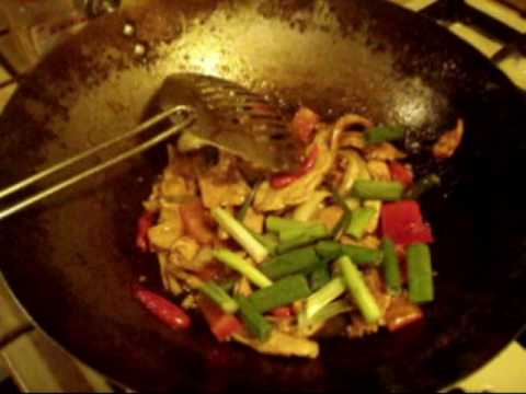 Spicy Thai Chili Chicken Easy Recipe.mp4