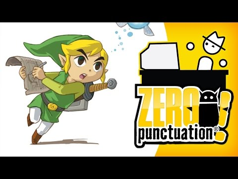 Zero Punctuation: Zelda Phantom Hourglass