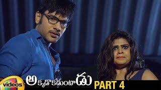 Akkadokaduntadu 2019 Latest Thriller Telugu Movie HD | Ravi Babu | 2019 New Telugu Movies | Part 4 - MANGOVIDEOS