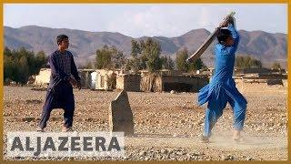 🇦🇫 🏏 Cricket in Afghanistan: Sport helping Afghans cope with war | Al Jazera English - ALJAZEERAENGLISH