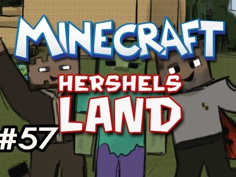 Minecraft: Hershels Land w/Nova, Dan & Chandler Riggs Ep.57 - CAT SLAUGHTER
