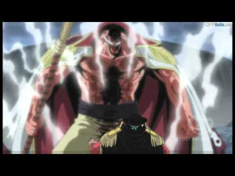 Whitebeard vs. Blackbeard (Whitebeard's death) -wOIGpUZbaEg
