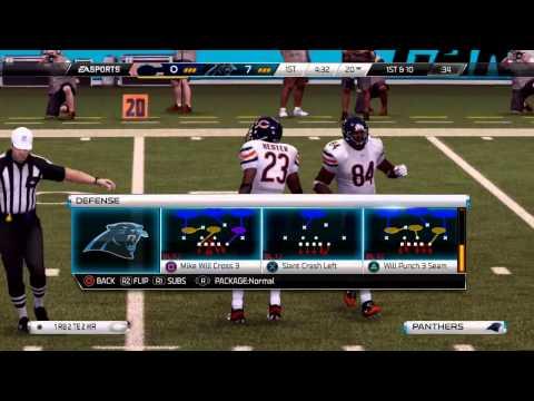 Preseason 4 – Week 1: Chicago Bears vs Carolina