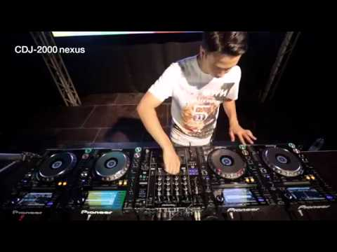Pioneer New CDJ-2000nexus with Laidback