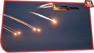 IAF's Massive Display Of Force At Pokhran After Pulwama Attack, Pakistan Beware ! Vayushakti - AAJTAKTV
