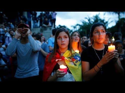 Giáo Hội Năm Châu 21/01/2019: Tình hình Giáo Hội tại Venezuela