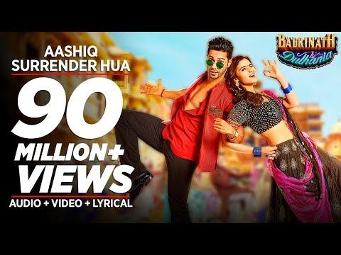 Aashiq Surrender Hua Video Song  | Varun, Alia | Amaal Mallik, Shreya Ghoshal |Badrinath Ki Dulhania