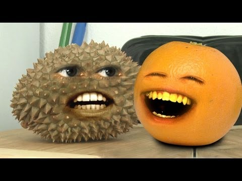 Annoying Orange - Tough Enough (ft. Toby Turner)