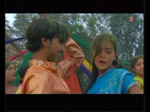 Aile Rail Gadiya Se leke Pichkariya (Full Bhojpuri Song) - Devara Penhe Lahanga Holi Mein