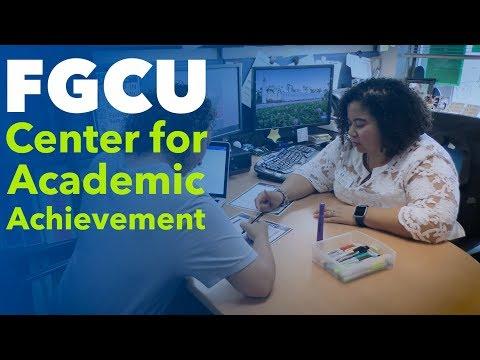 FGCU Center for Academic Achievement