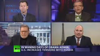 CrossTalk: Trump World Order - RUSSIATODAY