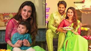 Big Boss Telugu Contestant Aadarsh Family Photos | Aadarsh Cute Son Unseen Photos - RAJSHRITELUGU