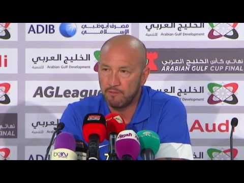 Pre Match Press Conference