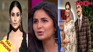 Kareena Kapoor Khan's web series DEBUT? | Katrina's ROLE in Bharat REVEALED | DeepVeer ki Shaadi - ZOOMDEKHO
