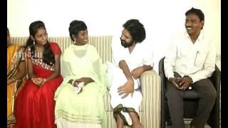 Pawan Kalyan Meets Sreeja - TFPC