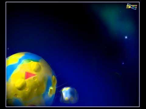 أغنية كوكب أبجد ☢ أغاني كواكب سبيستون