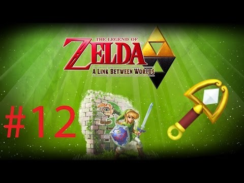 The Legend of Zelda: A Link Between Worlds-Part 12-Heading to the Desert Palace