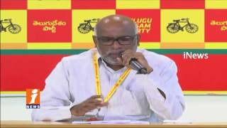 TDP MLC Dokka Manikya Rao Slams opposition Comments On AP Development   iNews - INEWS